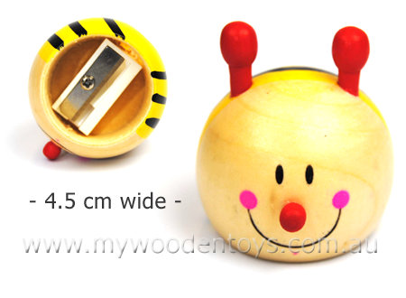 Bee Wooden Sharpener