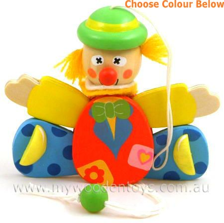 http://www.mywoodentoys.com.au/images/clown-wooden-pull-string-toy.jpg