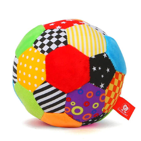 Patchwork Soft Baby Ball