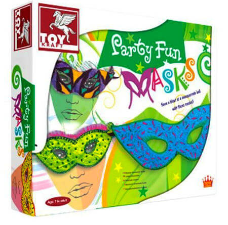 Craft Eye Mask Paint Decorate Kit