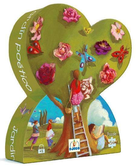 Djeco Garden Poet Puzzle