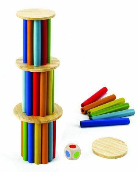 Hape Bamboo Balancing Game Pisa