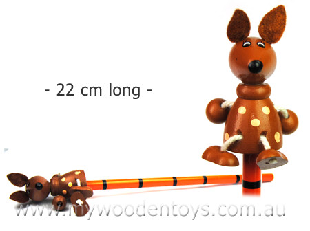 Kangaroo Wooden Pencil