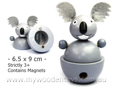 Koala Wooden Sharpener