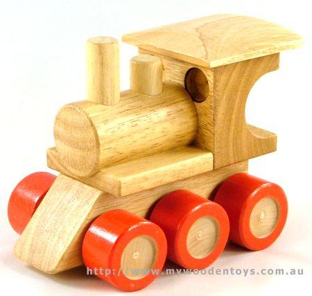 Kobba Wooden Toy Train