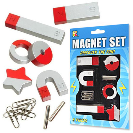 Magnet Set Eight Piece