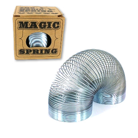 Metal Slinky Spring 56mm