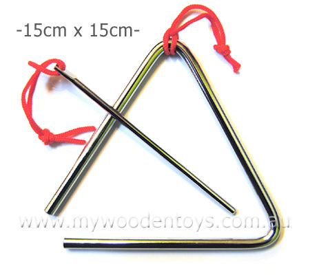 Metal Triangle & Striker