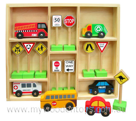Signs Toys 100