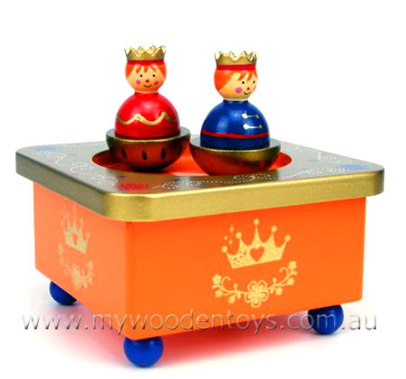 Music Box Royal Kingdom