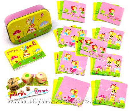 Mini Pocket Fairy Princess Game