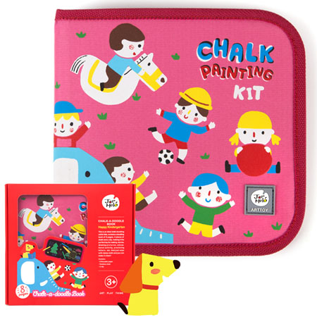 Reusable Chalk Book