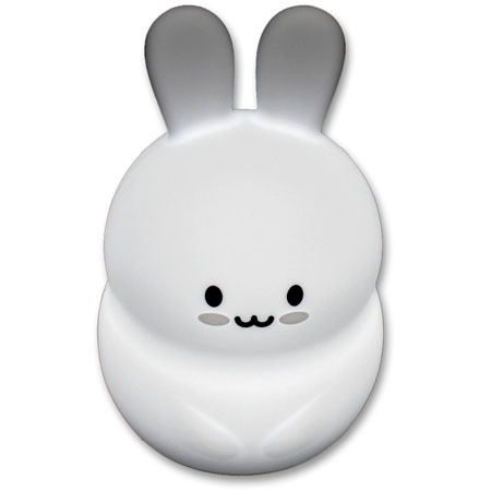 Soft Silicone Night Light Rabbit