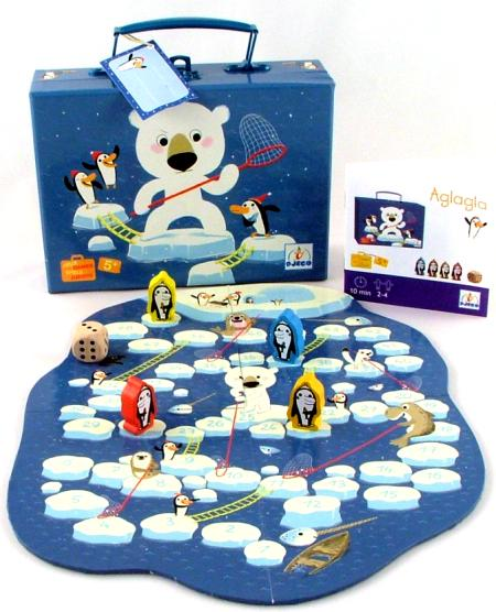 Djeco Polar Snakes and Ladders