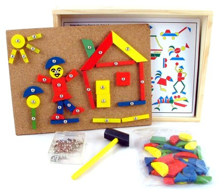 Wooden Toys Tap a Pic