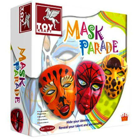 Craft Mask Painting Design Kit
