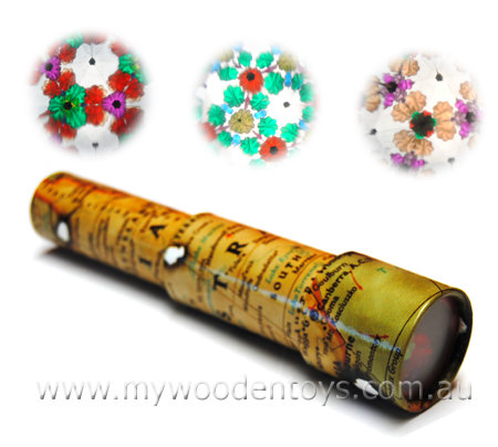 Treasure Map Telescopic Kaleidoscope