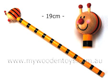 Bee Wooden Pencil