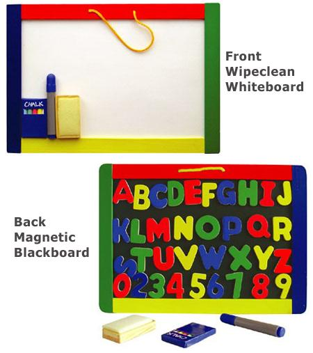 Blackboard Whiteboard Magnetic Letters