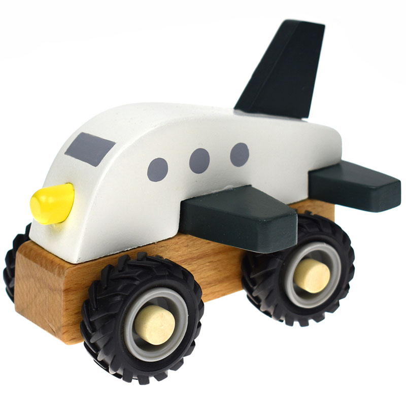 Wooden Toy Aeroplane