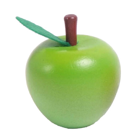 Wooden Toy Apple