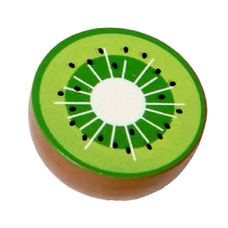 Wooden Toy Kiwi Fruit