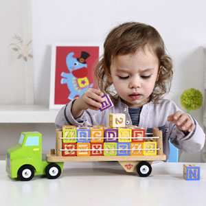 Wooden Transport Toys