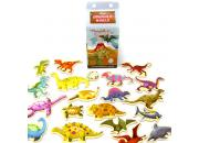 Magnetic Dinosaurs 20 Pieces