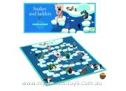 Snakes And Ladders Polar Game Djeco