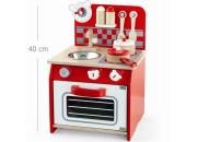 Mini Wooden Kitchen Playset