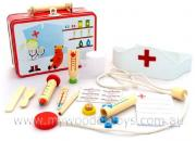 Doctor Tin Suitcase Nursing Set