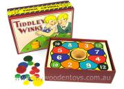 Tiddlywinks Traditional Game