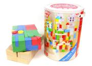 Building Blocks 100 Piece In Tub