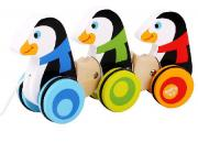 wooden pullalong penguins 3