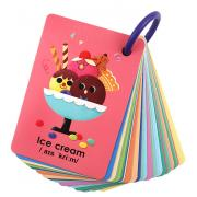 Letter Picture Flash Cards