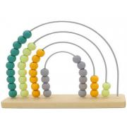 Wooden Toy Rainbow Abacus