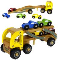 Wooden Folding Car Transporter