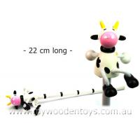 Cow Wooden Pencil