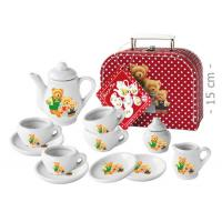Mini Porcelain 13pcs Tea Set