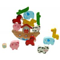 Noah's Ark Wooden Balance Game
