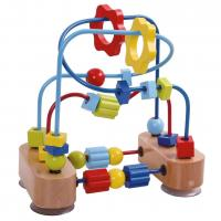 Bead Maze with Suction Cups