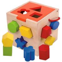Wooden Box Shape Sorter