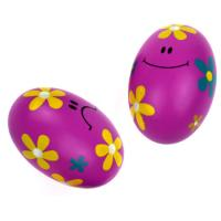 Wooden Egg Shakers Purple