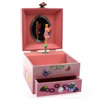 Fairy Jewellery Music Box