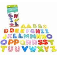 Magnetic Wooden Letters Uppercase