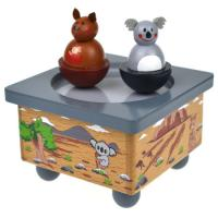 Music Box Koala Kangaroo
