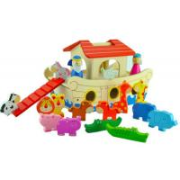 Noah's Ark Wooden Play Set