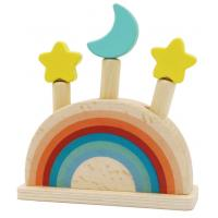 Wooden Pop Up Toy