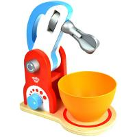 Wooden Toy Kitchen Mixer