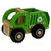 Wooden Toy Recycle Truck